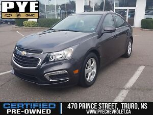 2015 Chevrolet Cruze 2LT - FULLY LOADED, LEATHER SEATS + MORE!