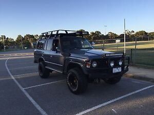 1985 Toyota LandCruiser Wagon The Basin Knox Area Preview