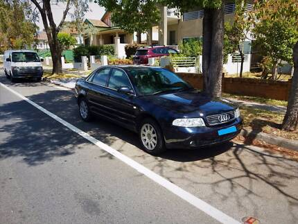 UPDATED: 2000 Audi A4 Quattro V6 for sale (Blown Head Gasket) Ryde Ryde Area Preview