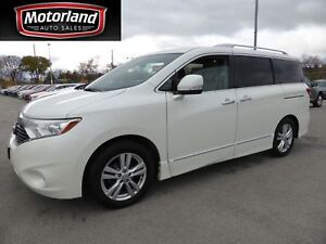 2012 Nissan Quest 3.5 SL Leather