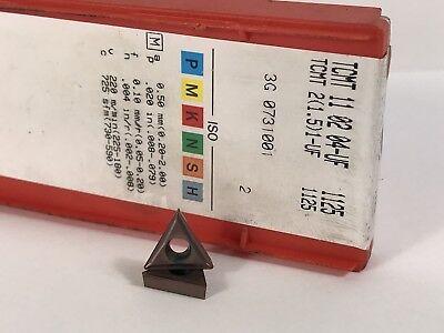 Sandvik Tcmt 21.51-uf Tcmt110204-uf New Carbide Inserts Grade 1125 2pcs