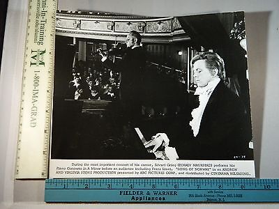 Rare Original Vtg Toralv Maurstad Song Of Norway Abc Pictures Movie Photo Still