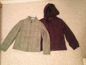 3 in 1 windriver winter jacket plus /Nike fleece lined