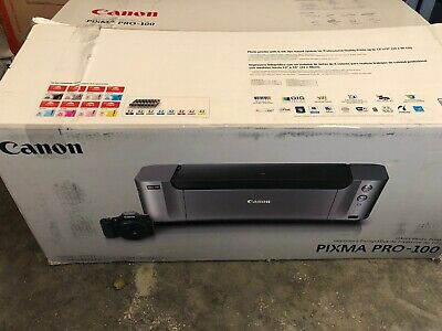 New Canon PIXMA PRO-100 Wireless Professional Inkjet