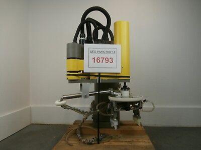 Sankyo Seiki 5407001 4-axis Pick Place Robot Sr5407 Scara Art Applied As-is