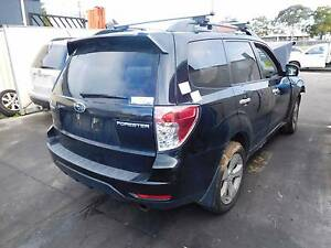 Subaru Forester XT 2.5Litr Turbo Manual Wrecking at General Jap S Cabramatta Fairfield Area Preview