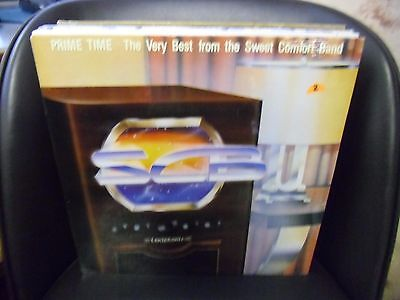 SWEET COMFORT BAND Prime Time The Very Best LP 1985 Light Records Xian