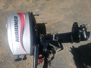 4hp petrol boat motor Mooloolah Valley Caloundra Area Preview