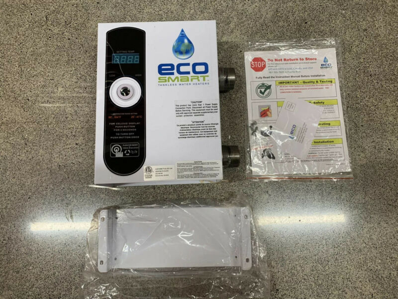 Ecosmart 5.5 Smart Electric Spa Heater (30)