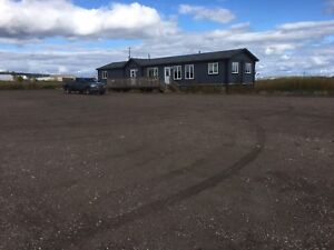 Commercial property Fort Nelson BC