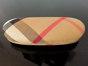 Like New Burberry Authentic Glasses Case Only