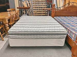 TODAY DELIVERY COMFORT ensemble queen bed & mattress SALE NOW Belmont Belmont Area Preview