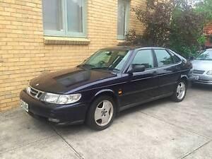 1999 Saab 9-3 SE Turbo Elwood Port Phillip Preview
