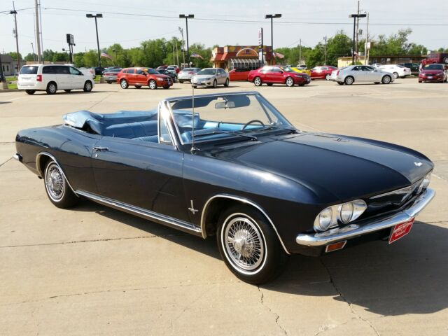 1965 Chevy Corvair Convertible Great Driving Car Just