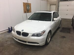 2006 BMW 530i  VERY WELL MAINTAINED!