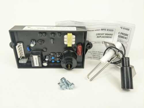 Dometic 91363 Atwood Water Heater Ignition Control Board with Electrode