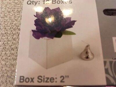 - Favor Boxes, 2