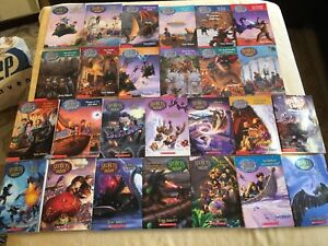 The Secret of Droon book series & Magic Tree House