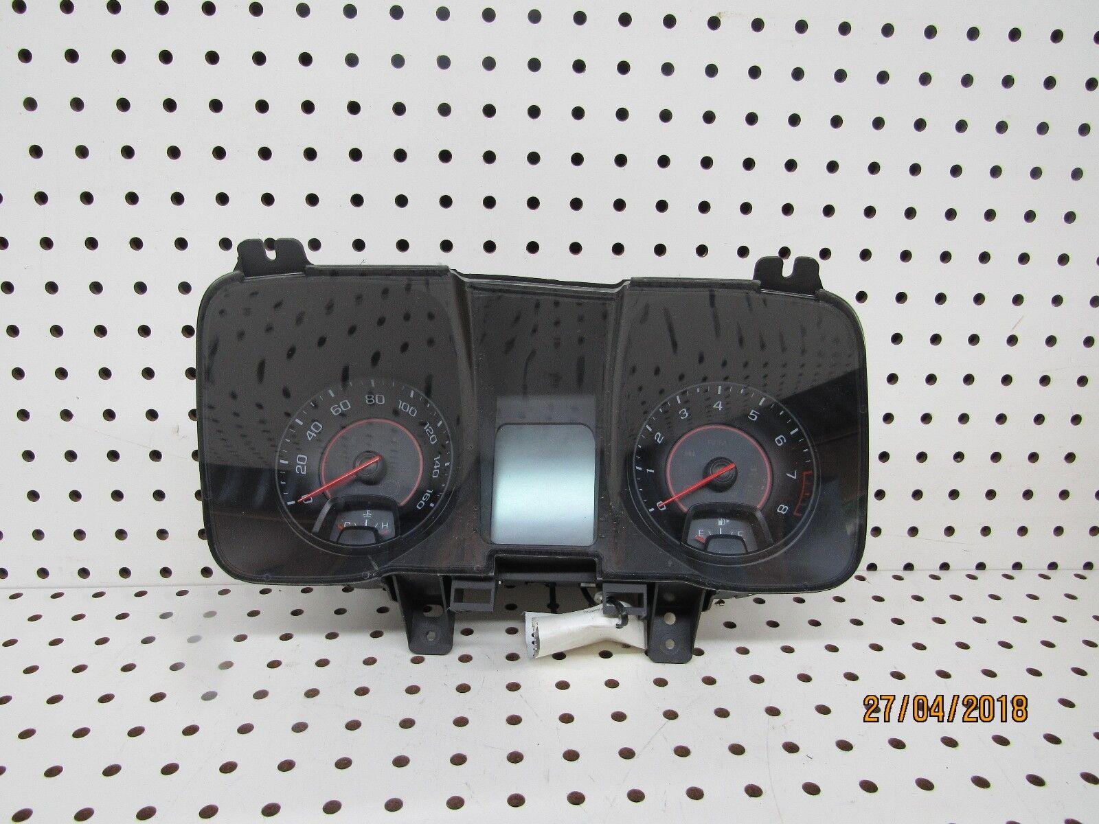 2012 12 Chevrolet Camaro Speedometer Instrument Gauge Cluster 57K 22876296 OEM