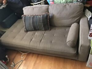 Love seat and Lounge Chair set