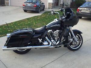 2013 Harley Road glide custom