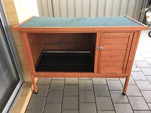 Rabbit/Guinea Pig Hutch Queens Park Canning Area Preview