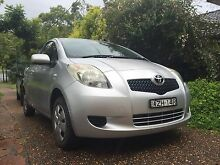 2006 5 speed Toyota Yaris Charlestown Lake Macquarie Area Preview