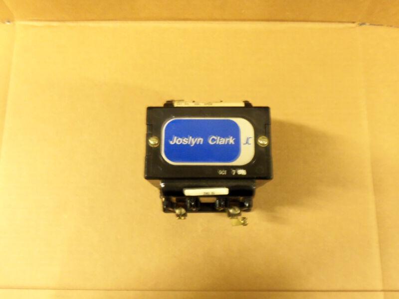 NEW JOSLYN CLARK CONTACTOR, 7442-1020-11, SIZE 2, 240VDC