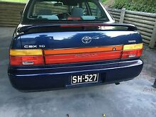 Toyota Corolla 1997 csi Charlestown Lake Macquarie Area Preview