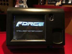 MegaTouch Force 2006 Arcade Touch Screen Game