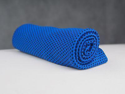 Sport kühlendes Handtuch Fitnesshandtuch Sporthandtuch Abkühlung cooling-towel