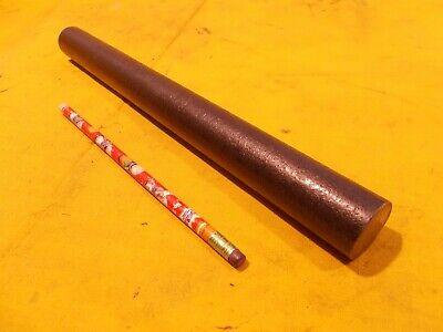 A-36 Hr Steel Round Stock Tool Die Machine Shop Bar Rod Blacksmith 1 18 X 12