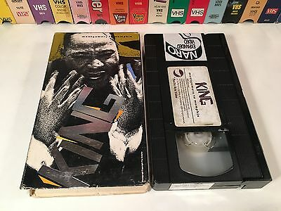 * King: Montgomery To Memphis VHS 1970 Martin Luther King Jr. Bio Documentary