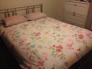 Rarely used queen bed and spring mattress Auchenflower Brisbane North West Preview