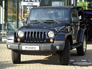 Jeep Wrangler 2.8 CRD DPF AT/70th Anniversary/Navi