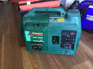 Hushmate 2000 generator Victoria Point Redland Area Preview