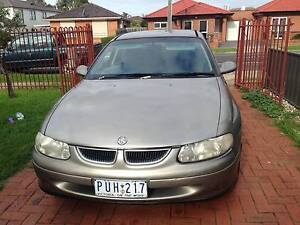 1999 Holden Commodore Sedan Seabrook Hobsons Bay Area Preview