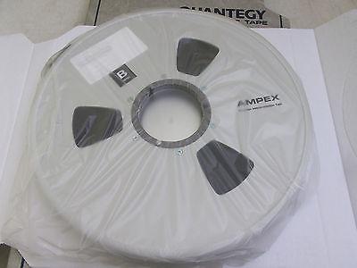 - QUANTEGY/AMPEX 1'' WIDE 7500' LONG PRECISION INSTRUMENTATION RECORDING TAPE