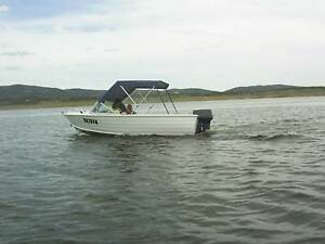 Aluminium Runabout Fishing Boat Inverell Inverell Area Preview