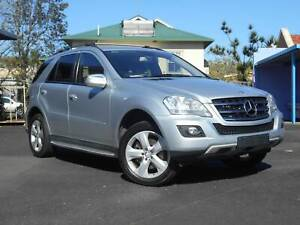 2008 Mercedes-Benz ML 320 CDI EDITION 10 Automatic SUV Lismore Lismore Area Preview