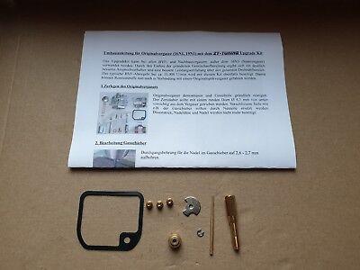 Simson ZT Tuning Upgrade Kit für Originalvergaser 16mm BVF S51 KR51/2  online kaufen