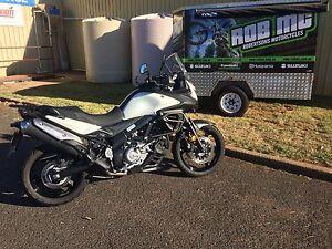 2012 Suzuki VStrom DL650 ABS Dubbo Dubbo Area Preview
