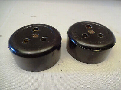 Antique Electric Switches Bakelite Light Socket Electric-Circuit Connection *11