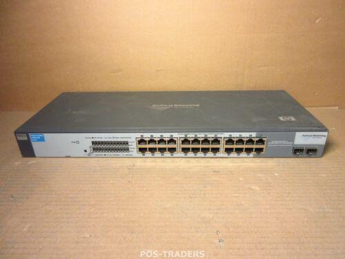 HP J9078A ProCurve 1400-24G 24-Port Gigabit 2x SFP PortsUnmanaged Network Switch