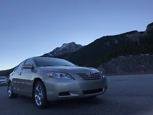 Camry LE / 2 sets of tires