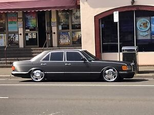 Mercedes 280se airbagged engineered 1984 North Richmond Hawkesbury Area Preview