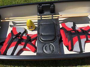 14.5 ft Ascend canoe