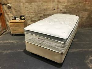 King Single MATTRESS AND BASE ONLY $599