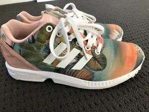df05831dd6ab Limited Edition Adidas ZX Flux Sneaker US 6.5 Fits AU 8
