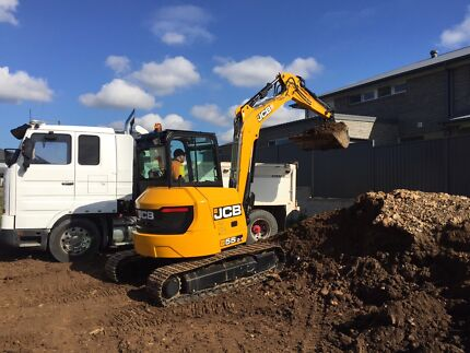 Dirt / Soil / Clay / Rubbish / Concrete Excavation and Removal